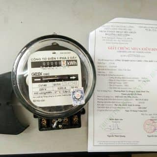Đồng hồ điện 1 pha của cuibap0611 tại Bến Tre - 2015344