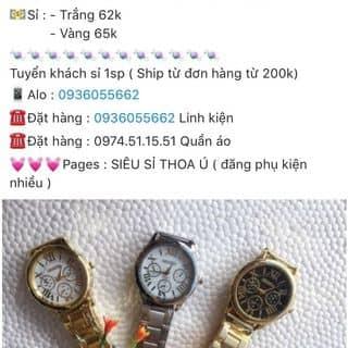 Đồng hồ Genava  của vothikimthoa1 tại Đồng Tháp - 2479935