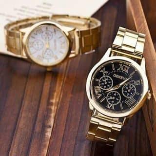 Đồng hồ geneva dây thép xi vàng cực sang của vinhlam7 tại 0924.57.29.95, Thành Phố Bến Tre, Bến Tre - 1069405