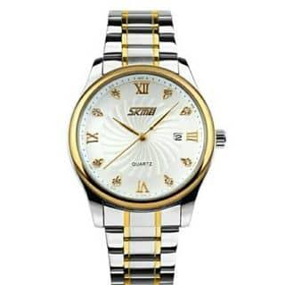 Đồng hồ nam dây thép không gỉ skmei của tuyen9127 tại Sóc Trăng - 2991356