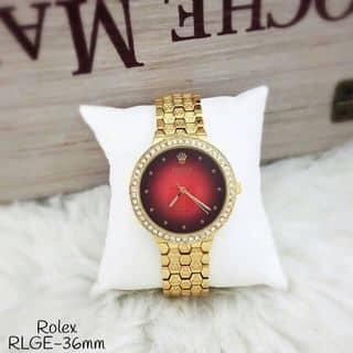 Đồng hồ Rolex nữ viền đá 33mm của nhuhuynh150 tại 20 Tăng Nhơn Phú, Quận 9, Hồ Chí Minh - 3086400