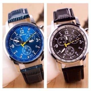 Đồng hồ sloggi Johnson dây da cao cấp kim vàng của siledogiare tại Hồ Chí Minh - 921119