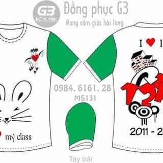 Đồng phục áo lớp của canhnguyen50 tại Nam Định - 1841226