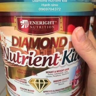 Dòng sữa diamond nutrinet kí được viện dinh dưỡng khuyên đung cho trẻ biếng ăn và suy dinh dưỡng!  của sinohanh8 tại Đắk Lắk - 2167095