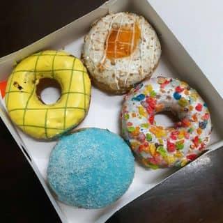 Donut của meohamiuanh tại 12 Phan Văn Trị, phường 5, Quận Gò Vấp, Hồ Chí Minh - 1429291