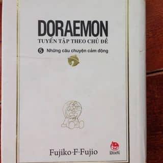 Doraemon tuyển tập( bìa cứng) của trannhuynhuy tại Nam Định - 2039383