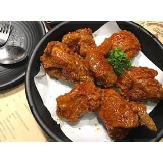 Đùi gà rán sốt chua ngọt của maistellar0610 tại 125 Hồ Tùng Mậu, Bến Nghé, Quận 1, Hồ Chí Minh - 717335