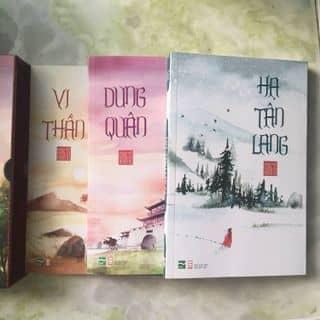 Dung Quân - Vi Thần - Hạ Tân Lang - Cổ phong hệ liệt của lucky1304 tại Hồ Chí Minh - 3131725