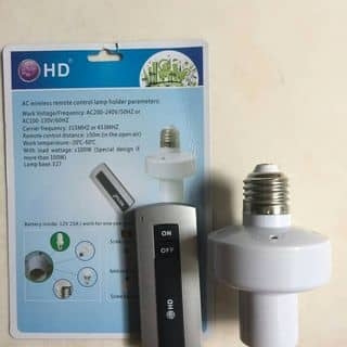 Đuôi đèn điều khiển từ xa của vinhht2609 tại Hồ Chí Minh - 2322347