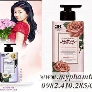 Dưỡng thể nước hoa- Cash Merel perfume của cobonla17 tại Kon Tum - 3174503