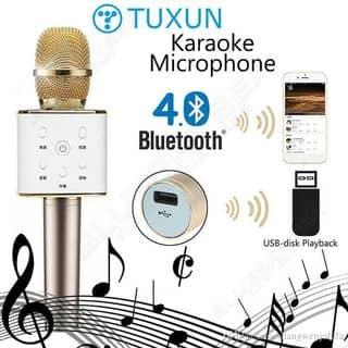 Echo karaoke Bluetooth 3 trong 1 của tranhaushop tại Hậu Giang - 1986112