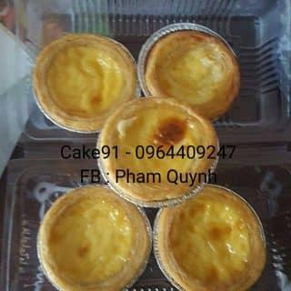 EGG TART RECIPE  của phamquynh12 tại 01265700814 - 08.39163075, 492/4/5 Thống Nhất, phường 16, Quận Gò Vấp, Hồ Chí Minh - 3175979