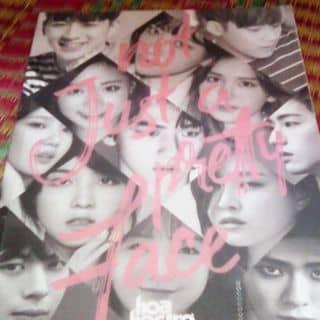 Fan book vol3 Visual. Not just a prety face của sachcugiare4 tại Shop online, Quận Tân Phú, Hồ Chí Minh - 2936448