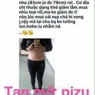 Fback gel tan mỡ gừng tươi Pizu của thaophuong670 tại Nam Định - 2049995