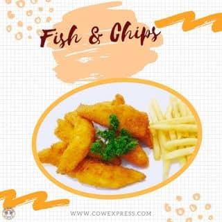"""[FISH & CHIPS] 🌺 """"SNACK"""" CÁ LẠ MIỆNG của lythinh tại 457 Sư Vạn Hạnh, phường 9, Quận 10, Hồ Chí Minh - 2905215"""