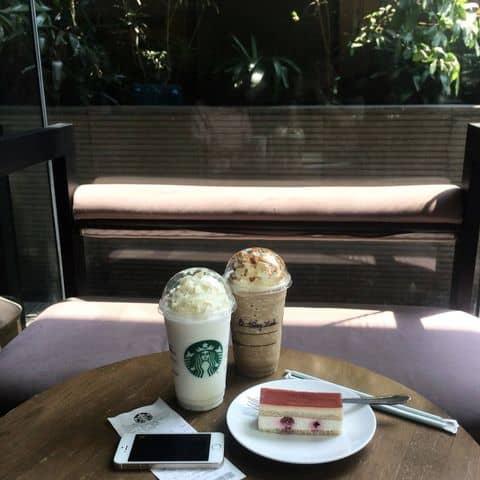Frap vanilla  - 295544 ngthe.thuyvan - Starbucks Coffee - Nguyễn Du - President Place, 93 Nguyễn Du, Bến Nghé, Quận 1, Hồ Chí Minh