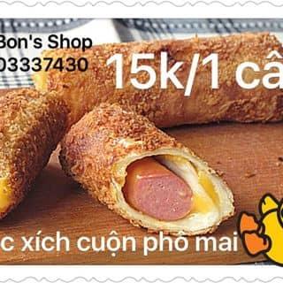 FreeShip Phú Nhuận -Xúc xích cuộn Pm của phuonglinhspmn97 tại 0903337430, Quận Phú Nhuận, Hồ Chí Minh - 457158