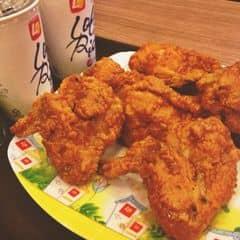 Vị gà H&S là vị ngon nhất ở Lotteria luôn mà 😍 Lúc đói lên thì 6 hay 9 miếng cũng không là gì luôn nhé 😂