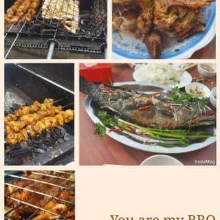 Gà nướng của hongpooh tại Tam Đảo, Thành Phố Vĩnh Yên, Vĩnh Phúc - 383046