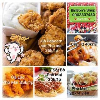Ga popcorn sốt phô mai béo béo của thanhhaipham9 tại 0903337430, Quận Phú Nhuận, Hồ Chí Minh - 2091685