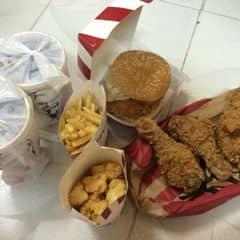 Gà rán của Thanh Hồng tại KFC - Pasteur - 717630