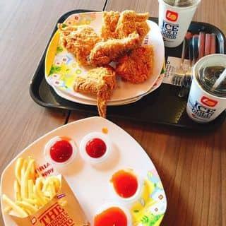 Gà rán + khoai tây chiên + pepsi của tattocoi tại Quốc Lộ 10, Thành Phố Nam Định, Nam Định - 3153133