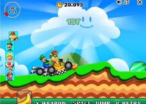 Game Mario đua xe - CHơi game vui - 2486652 ngocptqthl - Toàn quốc - Hồ Chí Minh