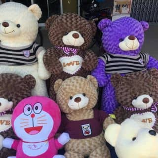 Gấu bông của doannguyen1234 tại Shop online, Thị Xã Bà Rịa, Bà Rịa - Vũng Tàu - 2879805