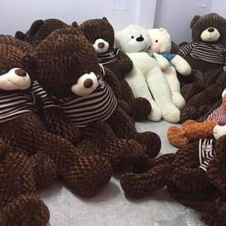 Gấu bông giá rẻ chất lượng của lgbhnganken tại Trà Vinh - 985727