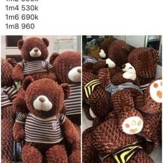 Gấu bông loại lon của ngoctuyennt tại Đồng Tháp - 2324355