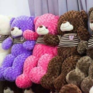 Gấu bông nà  giá cả ib nhen của chuottay tại Shop online, Huyện Đắk Tô, Kon Tum - 2173160