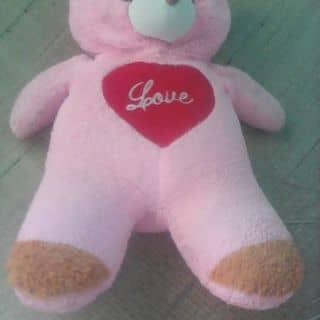 Gấu bông ôm tim của huyenthu63 tại Shop online, Huyện Nghi Xuân, Hà Tĩnh - 771917
