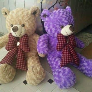 Gấu bông siêu mềm min cute của bongbong150 tại Vĩnh Long - 2108149