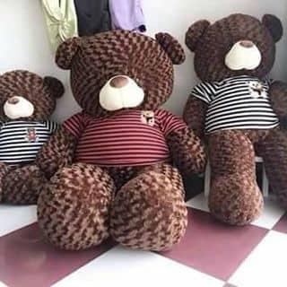 Gấu bông teddy vô cùng dễ thương đây ạ.. của napielien tại Thừa Thiên Huế - 1164373
