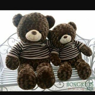 Gấu teddy áo len choco của vivianlee1207 tại Bình Phước - 3164071