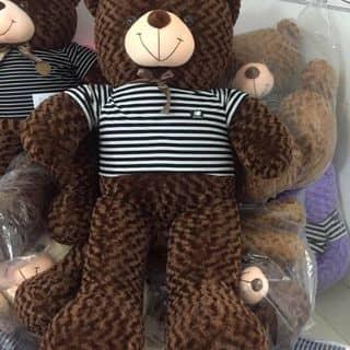 Gấu teddy áo len choco của dldnw tại Quận Ninh Kiều, Cần Thơ - 1770452