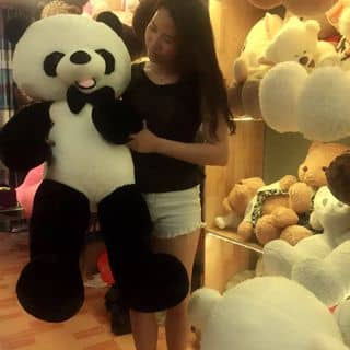 Gấu trúc panda 1m2 ngoại nhập của gaubongxinhshop tại 131 Cù Lao, phường 2, Quận Phú Nhuận, Hồ Chí Minh - 2906801