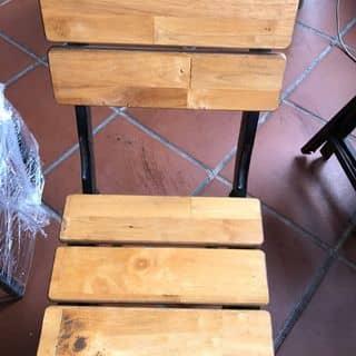 Ghế gỗ của chungquynhnhu.nguyen.1 tại 229 Yersin, Hiệp Thành, Thị Xã Thủ Dầu Một, Bình Dương - 3175184