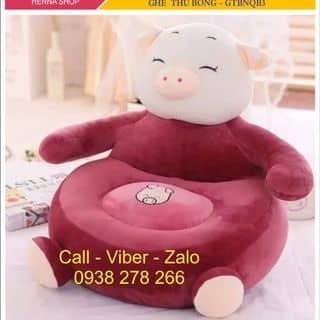 GHẾ THÚ BÔNG xinh cho bé của ngochomexinh tại Hồ Chí Minh - 3151683