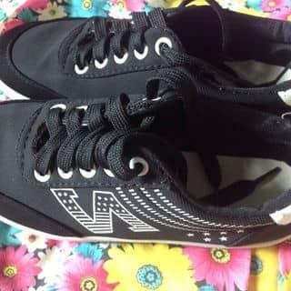 Giày bata đen size 35 của susikem tại Đà Nẵng - 2929394