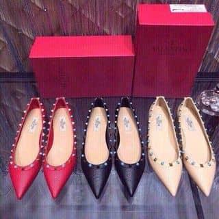 Giày bệt valentino giá siêu hot  của nhokkuteluvboychanhche tại Bà Rịa - Vũng Tàu - 870930