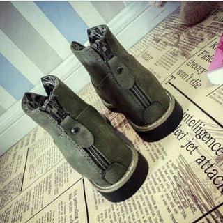 Giày boot da lộn của nhaman2 tại Hồ Chí Minh - 2903197
