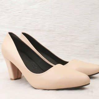 Giày 👟 cao gót Da Bò Vagabon 🐮🐮 của takaboutique tại Hồ Chí Minh - 3340251