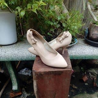 💞Giày cao gót màu nude 🌹🌹🌹  của quyencam4 tại Tây Ninh - 3628621