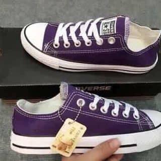 Giày converse tím của huyentrang360 tại Bình Phước - 2087979