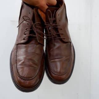 Giày da cổ cao của 75s.vintage tại Hồ Chí Minh - 3421774