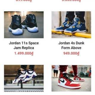 Giày Jordan  của leson118 tại Quảng Bình - 2930805