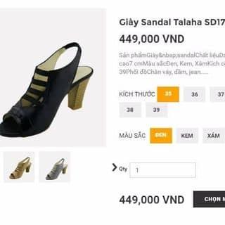 Giày Sandal Talaha  SD175 của quyentieu4 tại Hồ Chí Minh - 2741972