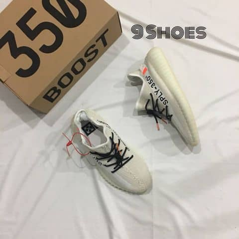 d31f306c29355 Giày Sneaker Nam Nữ Adidas Yeezy Boost 350 V2 Off White - 7139991  newwaysneaker - 1