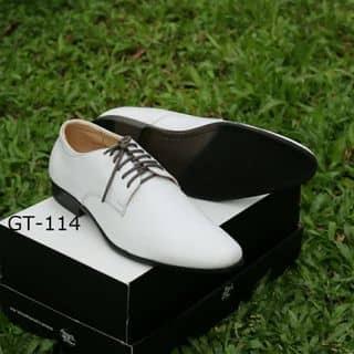 Giày tây trắng nổi bật của mylozi tại Hồ Chí Minh - 2473048